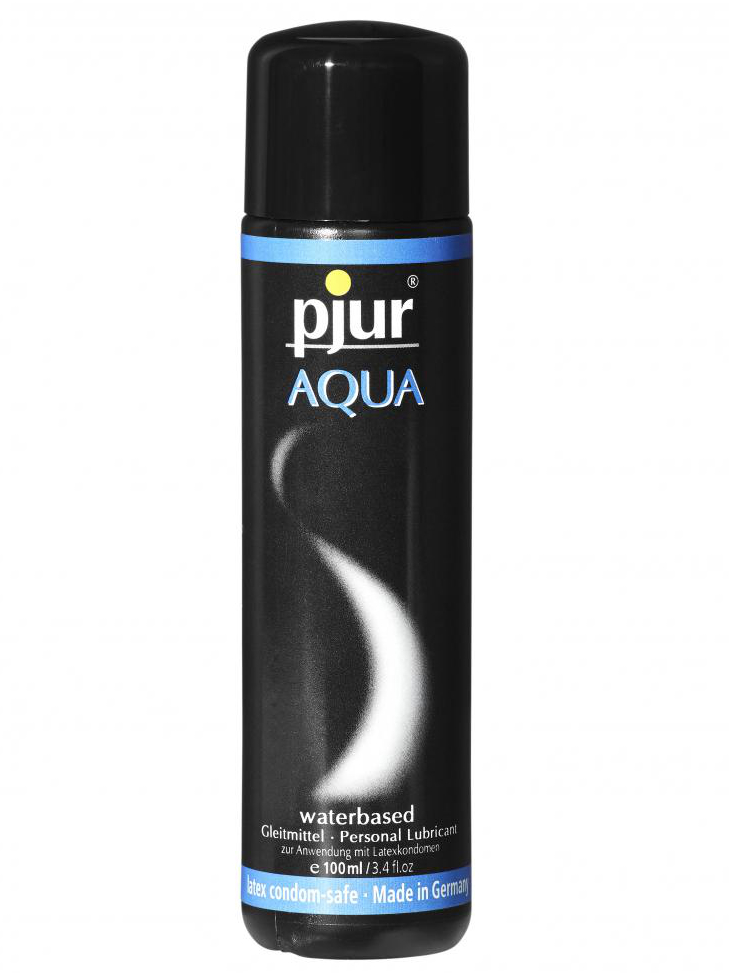 Pjur AQUA Lubricant 100mL - Buy Lubricants Online
