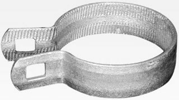 Beveled Brace Bands