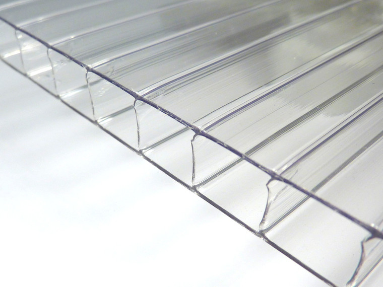 8mm Clear Polycarbonate Sheet
