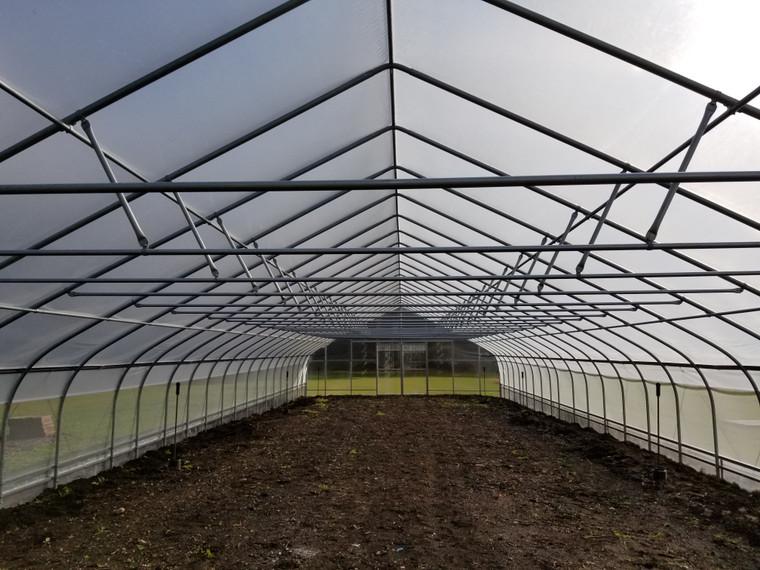 Grower Pro Series High Tunnel: 96 Feet Long