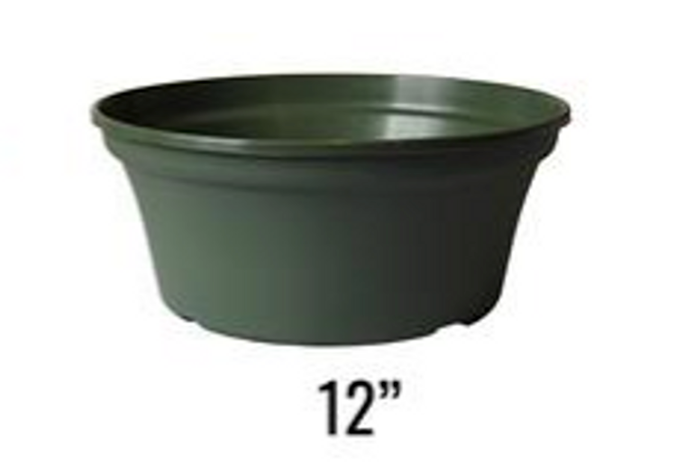 Grow Pans With Trench Tec Bottoms
