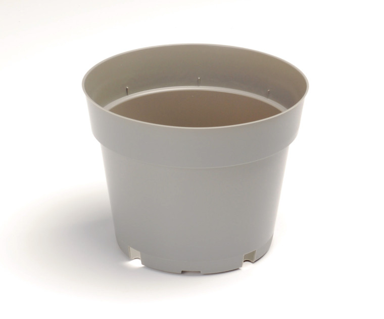 Round Injection Molded Pots