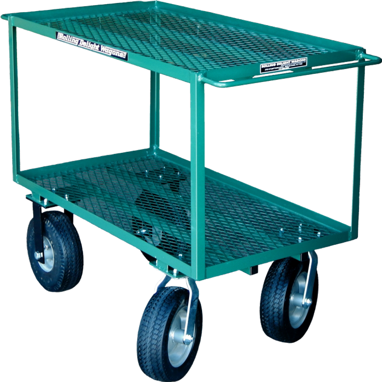 Greenhouse Shopping Carts