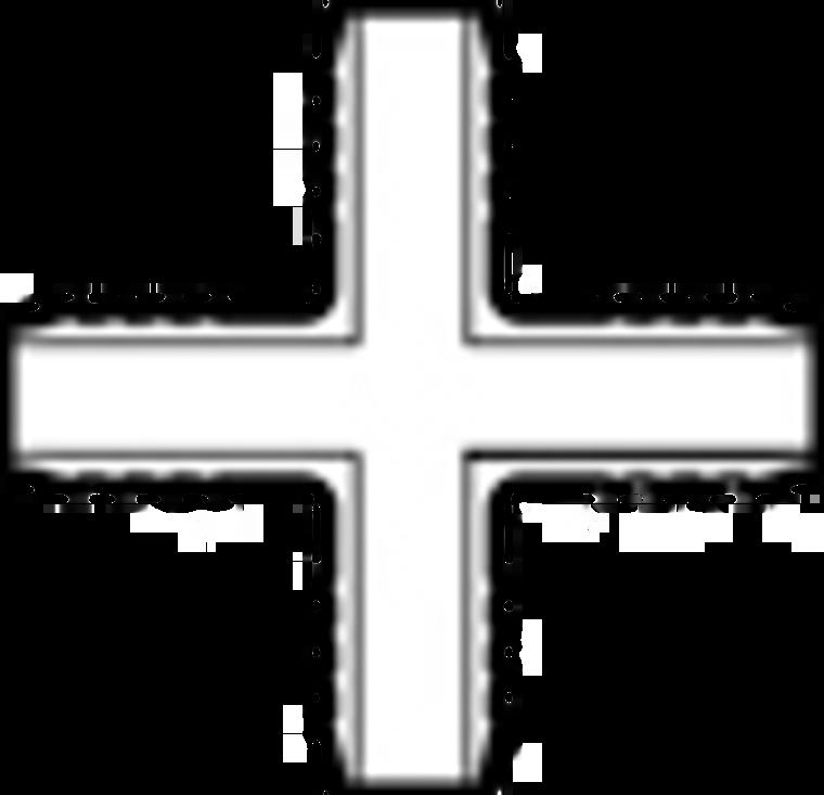 Cross, Insert