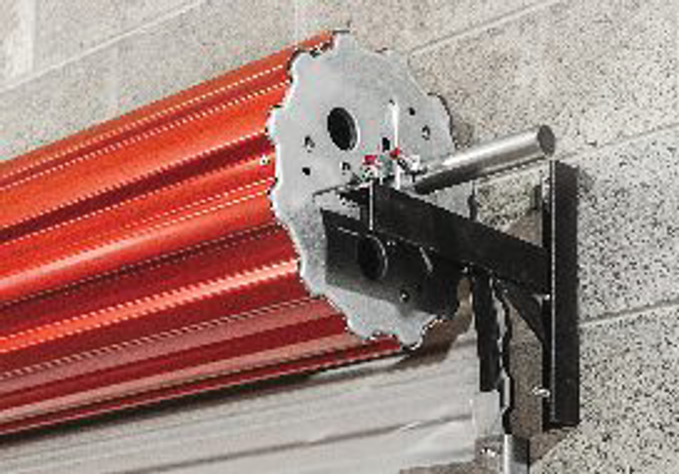 DBCI Corrugated Metal Roll-up Doors