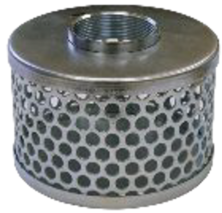 Steel Suction Strainers