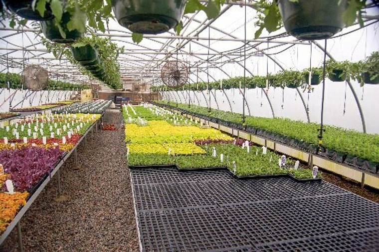 Greenhouse Bench Tops
