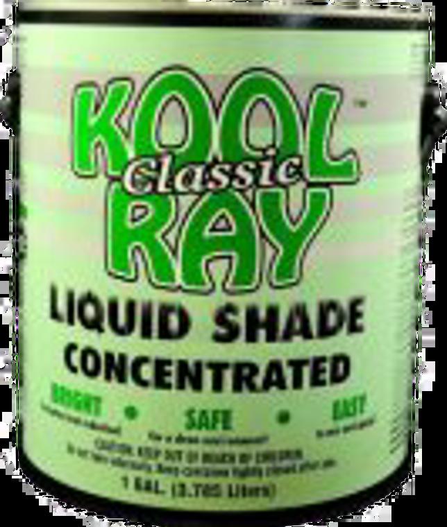 Kool Ray Shade, Classic
