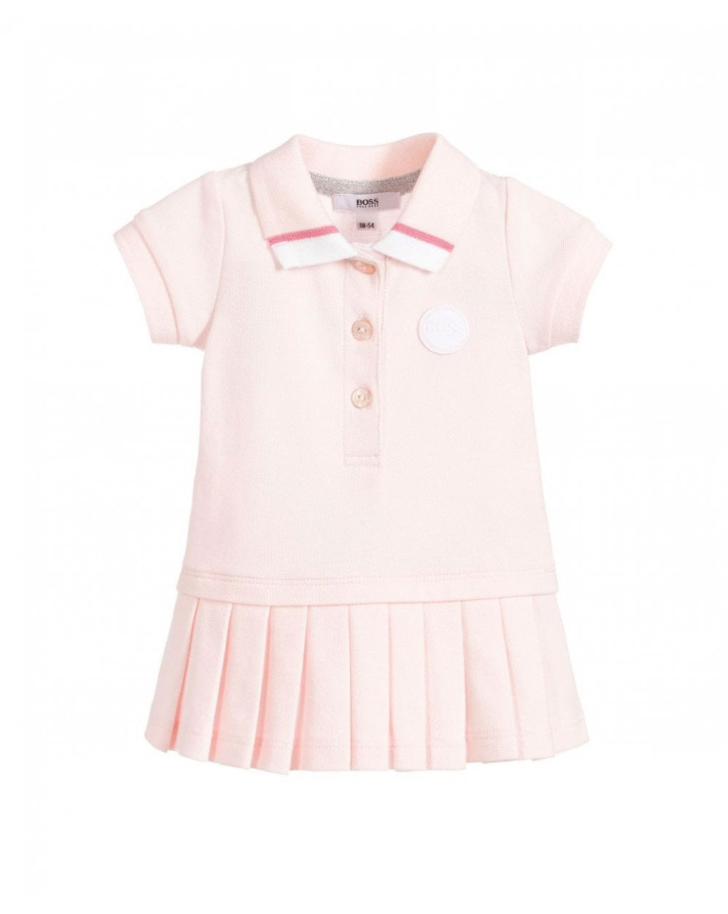 Outfits & Sets Baby Clothes Pink Babygrow Velour Clothes, Shoes & Accessories