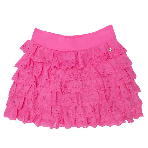 Miss Grant Fuschia Ruffles Skirt with MG Charm WAS £70 Now £29.99 last one left