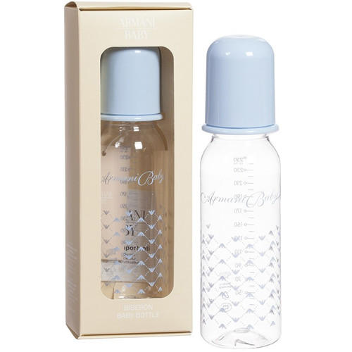 Armani Junior Baby Blue 250ml Bottle in pinkblueoff white