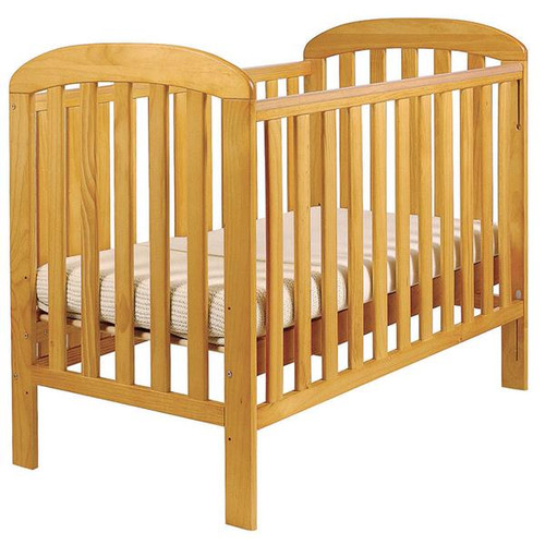 East Cost- Anna Dropside Cot, Antique +  Free  Mattress