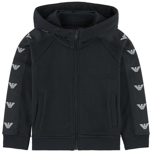 EMPORIO ARMANI JUNIOR Eagle Logo Sweatshirt.