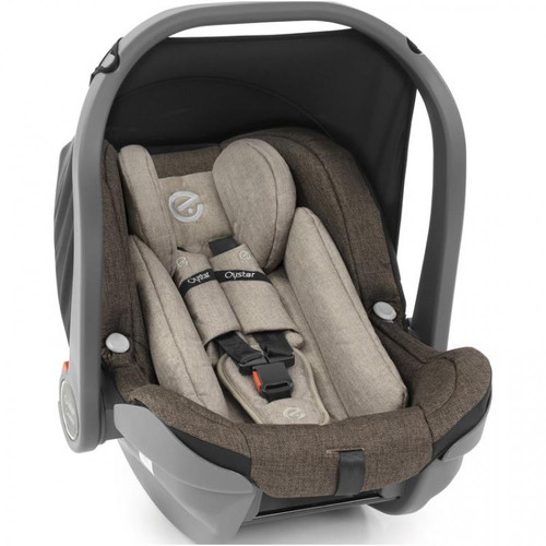 Babystyle Oyster 3 Carapace Infant i-Size Car Seat (Truffle)