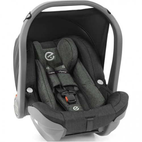 Babystyle Oyster 3 Carapace Infant i-Size Car Seat (Caviar)