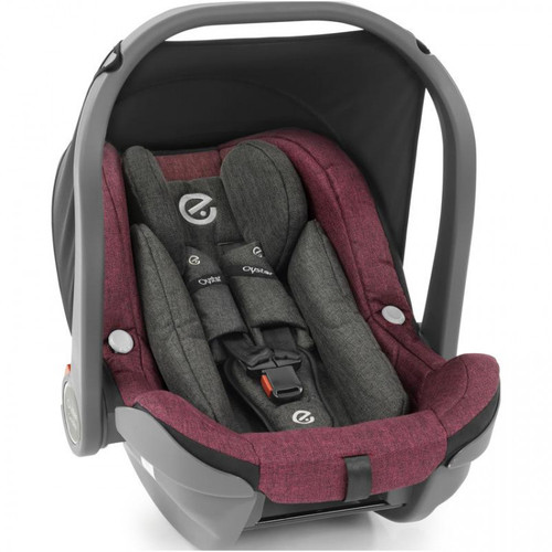 Babystyle Oyster 3 Carapace Infant i-Size Car Seat (Berry)