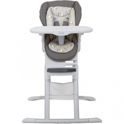 Joie Mimzy Spin 3 in 1 Highchair, Geometric Mountains (2020)