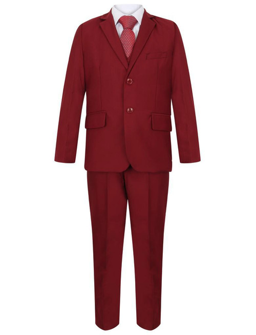 Boy Smart Look Formal Party Suit