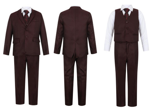 Boy Formal Party Suit