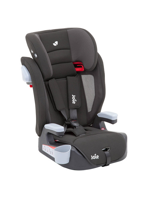 Joie Elevate Group 1/2/3 Car Seat, Two Tone Black (2020)
