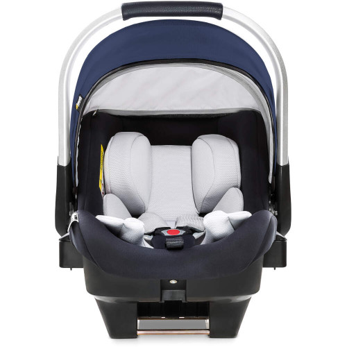 Hauck iPro iSize 0+ Infant Car Seat (Denim) Suitable from birth