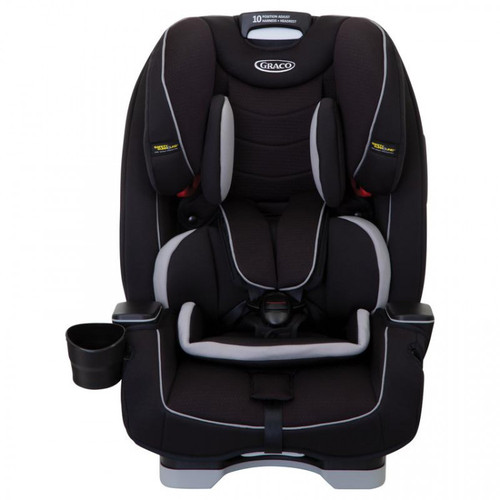 Graco Slimfit Group 0+1/2/3 Car Seat, Black