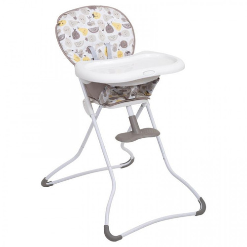 Graco Snack n Stow Compact Highchair, Fruitella
