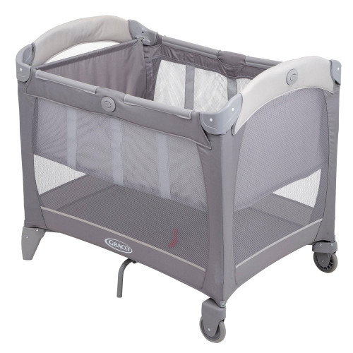GRACO Contour Travel Cot with Bassinet (Paloma)2020