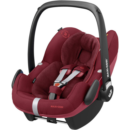 Maxi Cosi Pebble Pro i-Size Car Seat (Essential Red)