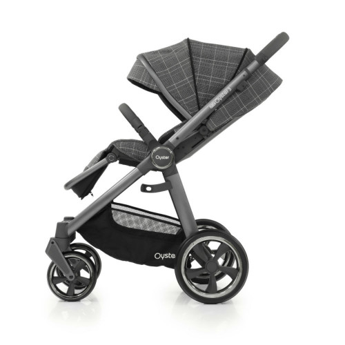 BabyStyle Oyster 3 City Grey Stroller (Manhattan)
