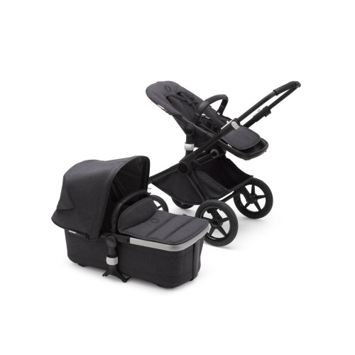 Bugaboo Fox 2 Mineral Complete - Black / Washed Black