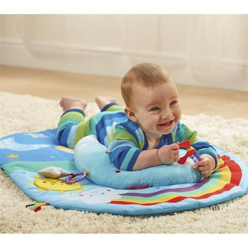 East Coast Say Hello Tummy Time Mat