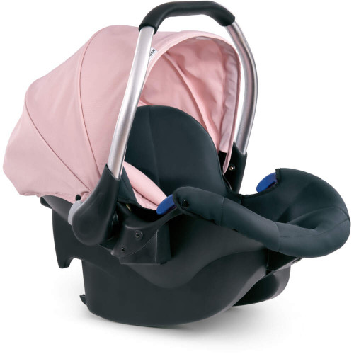 Hauck Comfort Fix Car Seat (Pink/Grey)