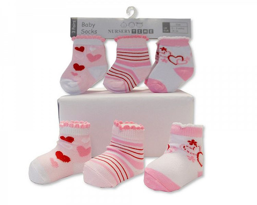 Baby Girls Socks Set