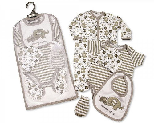 Baby 5 pcs Gift Set - Mummy and Me