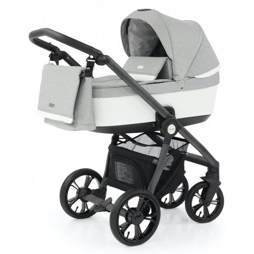 BabyStyle Prestige³ Travel System Frost