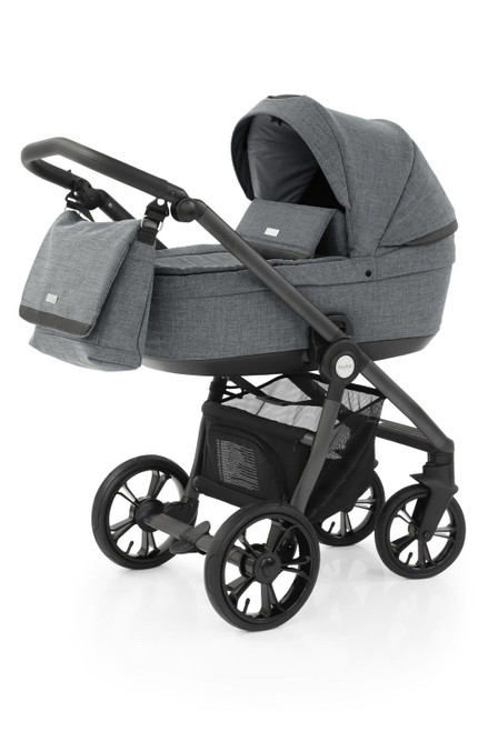 BabyStyle Prestige³ Travel System - Misty Grey