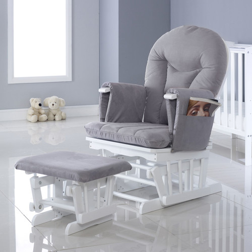 ickle Bubba Alford Glider Chair and Stool (48-001-000)