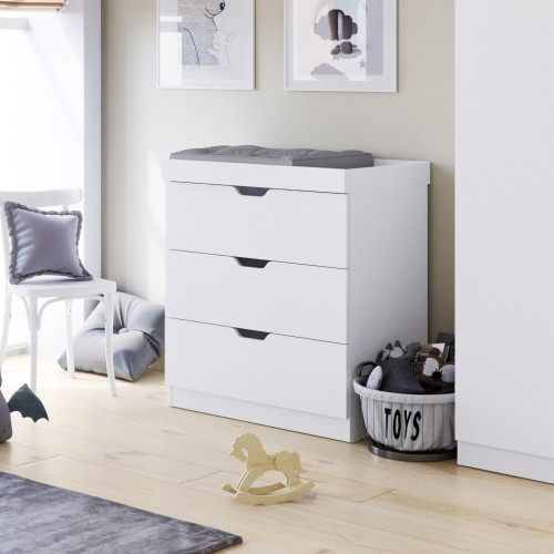 Coleby Chest of Drawers and Changer
