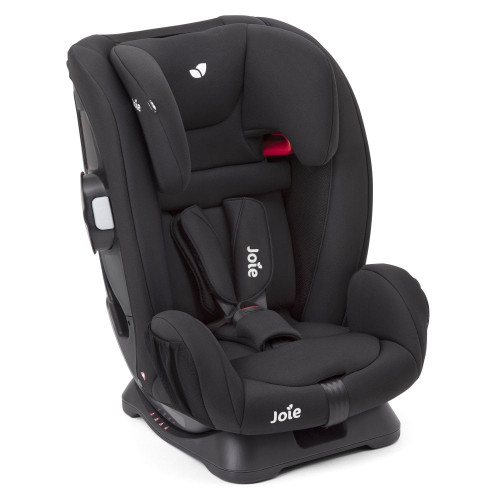 Joie Baby Fortifi Group 1/2/3 Car Seat, Coal