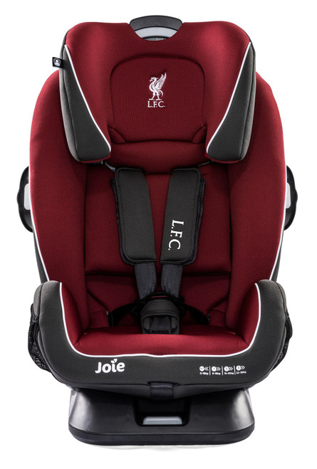 Joie Every Stage FX Liverpool FC Group 0+/1/2/3 Car Seat – Red Liverbird (2020)