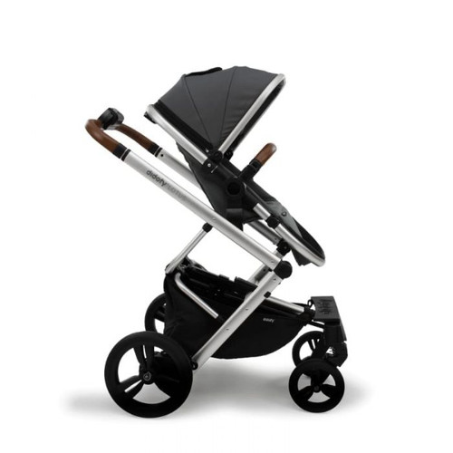 Didofy Lotus Pushchair and Carrycot - Grey