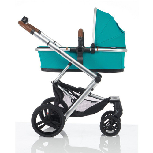 Didofy Lotus Pushchair and Carrycot - Teal