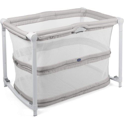 Chicco New Zip and Go Travel Crib - Glacial