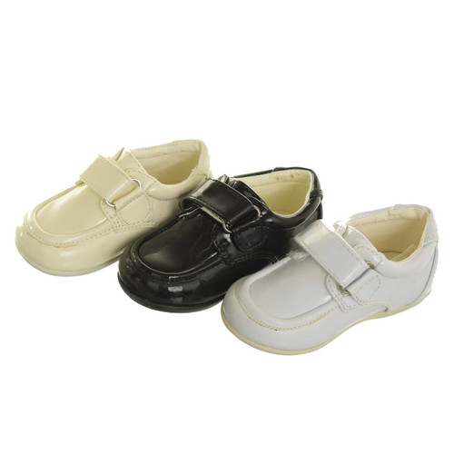 Baby Boys  Patent shoe With strap