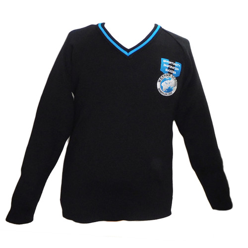 Wexham Sport College V-Neck Jumper