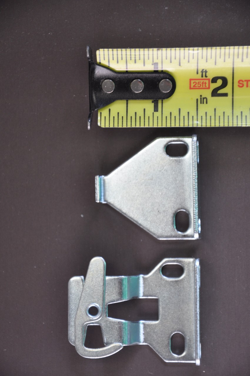 Mounting Brackets - Roll Ease Clutch System R3 and R8