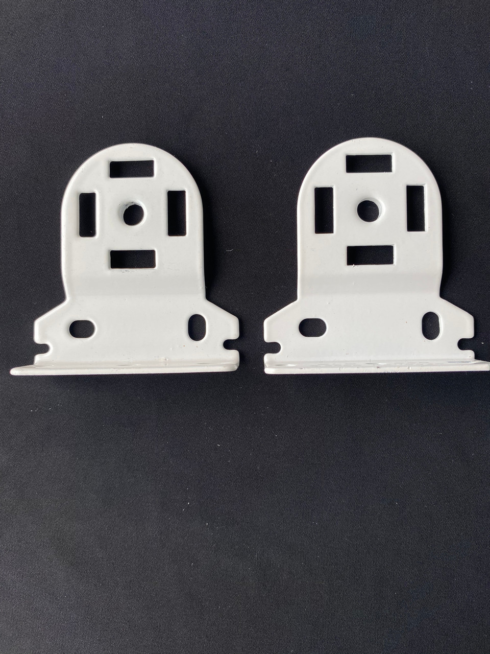 RollEase Roller Shade Mounting Bracket - Front View