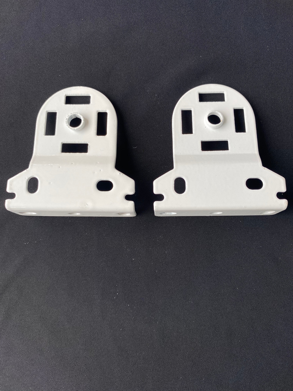 RollEase Roller Shade Mounting Bracket - Back View