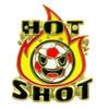 Hot Shot Soccer Pin #277
